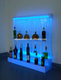 wine rack lighting. Led Lighting Wine Rack ,with Color Changing And Dancing Water Bubble.