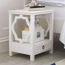 cool white bedside table with best 25 white bedside tables ideas on night stands