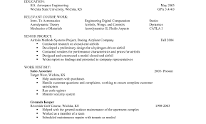 How To Write A Resume With No Work Experience Sample High School