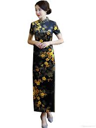 Chinese Dress Pattern