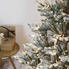 C4 45ft PreLit Clayton Spruce Christmas Tree  At Home  At HomePre Lit Spruce Christmas Tree