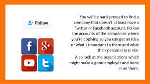 Tips For Job Seekers Top 10 Tips For Social Jobseekers