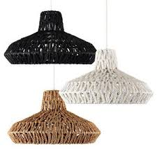 pendant lighting shade. image is loading rusticwovenropeceilingpendantlightshadelampshade pendant lighting shade d