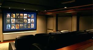 basement movie room. Unique Room Basement Movie Room Ideas Stylist Theater  Inside Basement Movie Room A