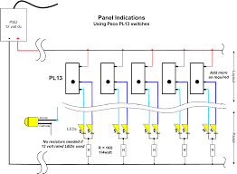 electrical page 2 similar wiring using a seep pm1 or pm4 motors built in change over contacts