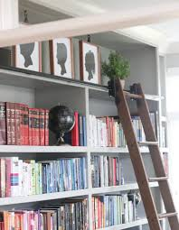 Since moving into our home over three years ago, we planned to build a wall  of bookshelves in the office. Meanwhile all of our books were spread out  through ...