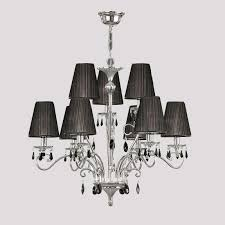 mesmerizing costco chandeliers costco lighting in silver chandeliers with black lamp cover with