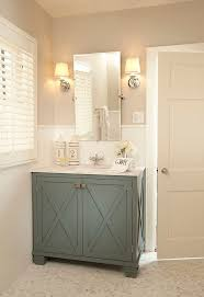 sage green bathroom paint. Sage Bathroom Cabinets Green Paint 2