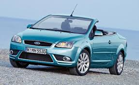 2011 Ford Focus coupe cabriolet ii – pictures, information and ...