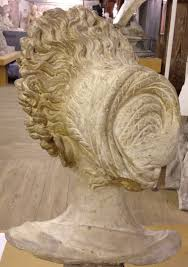 Ancient Roman Hair Style filekas843vibiamatidiabackjpg wikimedia mons 8602 by wearticles.com
