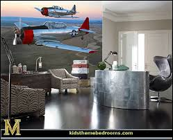Airplane Themed Bedroom Ideas 2