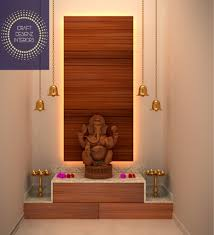 Pooja Mandir Designs For Home In Hyderabad Pooja Room Done For Aparna Westside Hyderabad Interiors