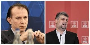 """Florin Cîțu: """"Ciolacu este un mincinos, minte cum respiră, a făcut un exercițiu de imagine"""""""