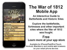 War Of 1812 Chart Timeline War Of 1812 Pbs
