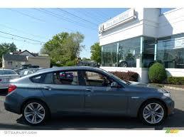 2010 Neptune Blue Metallic BMW 5 Series 550i Gran Turismo ...