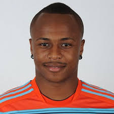 Andre Ayew out for 8 weeks Marseille, Nov 22 - Marseille star Andre Ayew will stay out of action for eight weeks after picking up a knee injury, ... - Andre_Ayew-Photo