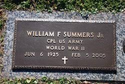 Corp William Franklin Summers Jr. (1925-2005) - Find A Grave Memorial