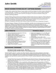 Best Resume Software Best Resume Samples For Software Engineers Gallery Creawizard 16
