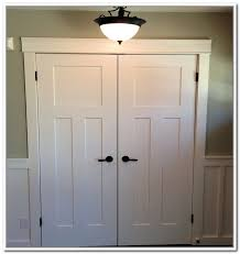 pantry double doors closet rough opening home interior with idea 7