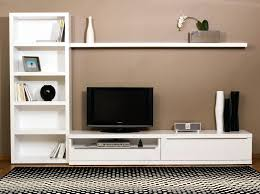 tv on wall with shelves. f tv on wall with shelves