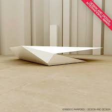 amazing origami coffee table on behance west elm large australium uk instruction book used canada