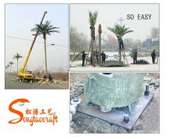 fake palm trees indoor life size artificial sate tree for outdoor garden decoration uk