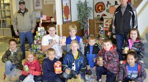STEL students collect items for food bank | | rapidcityjournal.com