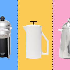 here s a little secret about french press coffee makers they all basically work the same you add the coffee grounds you pour in hot water from your