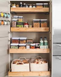 Kitchen Pantry Shelf 10 Best Pantry Storage Ideas Martha Stewart