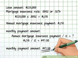 image titled calculate mortgage insurance pmi step 5