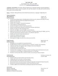 Accounting Job Cover Letter New Bank Accountant Cover Letter Resume Pro