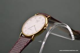 mens longines gold watch great condition wr0525 wimbledon mens longines gold watch great condition wr0525