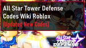 So be sure to act bonus: All Star Tower Defense Codes Wiki 2021 New Codes June 2021 Mrguider
