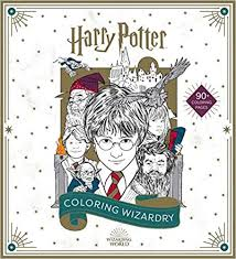 Printable drawings and coloring pages. Harry Potter Coloring Books Mugglenet