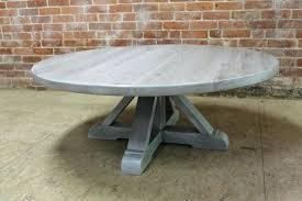 grey washed round dining table marvelous decoration whitewashed round dining table strikingly grey washed round dining