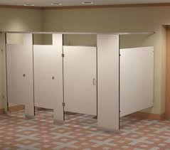 commercial bathroom products. Toilet Partitions - Plastic Laminate Ceiling Hung Commercial Bathroom Products G