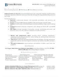 Medical Office Billing Manager Job Description Medical Billing Supervisor Resume Sample Job Description