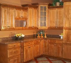 Kitchen Design Cherry Cabinets Interesting Furniture Elegant Cherry Wood Blonde Cabinets Classic Kitchen