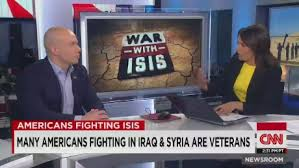 Some American veterans return to Iraq to fight ISIS - CNN Video