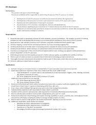 Etl Resume Celoyogawithjoco Simple Teradata Etl Developer Resume