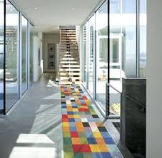 floor runner rug impressive modern runner rugs contemporary runner rugs for hallway kitchen runner mat uk