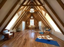 traditional homes transitional home gym