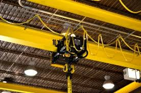 r m materials handling equipment wire rope hoists electric chain pds installation