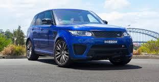 2018 land rover sport svr. Brilliant 2018 Throughout 2018 Land Rover Sport Svr