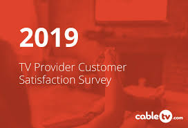 Cable Providers Comparison Chart 2019s Best Tv Providers In Customer Satisfaction Cabletv Com