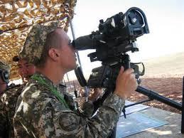 Курсовая подготовка передовых авиационных наводчиков завершается в  Курсовая подготовка передовых авиационных наводчиков завершается в Вооруженных Силах РК