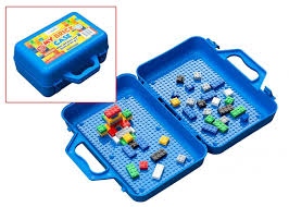 my brick case travel toy for legos and similar toys