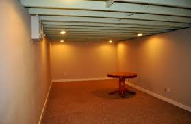unfinished basement ceiling ideas. Image Of: Popular Painting Basement Ceiling Unfinished Ideas E
