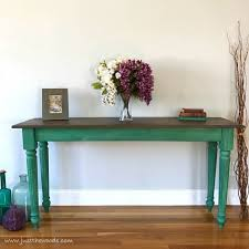 diy painted furniture ideas. How To Build A DIY Wood Table · Chalk Painting Table Ideas, Painted  Furniture Green Diy Ideas