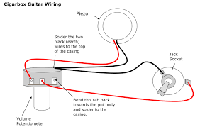 cigar box guitar wiring